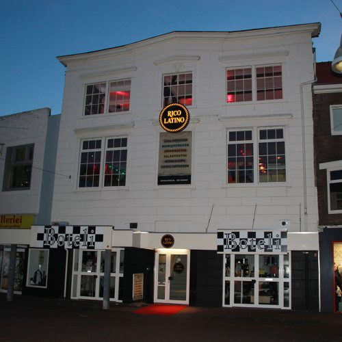 Afterparty locatie, Salsanight 2016