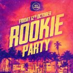 Rookie Party 12 oktober